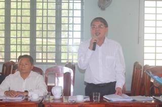 HĐND tỉnh: Khảo sát kết quả thực hiện Chương trình mục tiêu quốc gia giảm nghèo bền vững ở Châu Thành và Hoà Thành