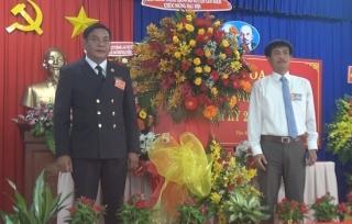 Đại hội đảng viên Chi bộ cơ quan Tòa án huyện Tân Biên lần thứ IX, nhiệm kỳ 2020 – 2025