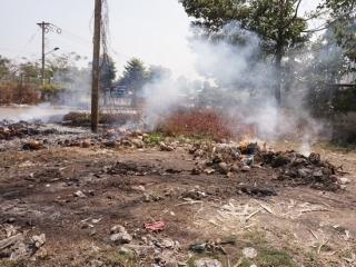 Tạm thời xử lý ô nhiễm môi trường quanh KCN Trảng Bàng