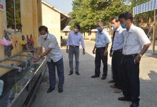 Hòa Thành: Tiếp tục tăng cường các giải pháp phòng, chống dịch bệnh COVID-19