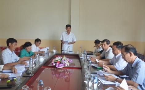 Hòa Thành: Thẩm tra các tờ trình, dự thảo nghị quyết trình tại kỳ họp thứ 14