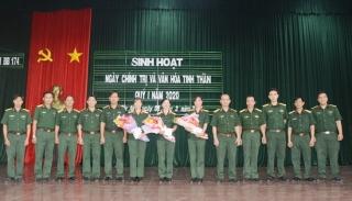 Trung đoàn BB 174: Sinh hoạt ngày chính trị và văn hóa tinh thần