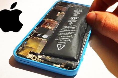 Linh kiện iPhone 'rởm' bán tràn lan