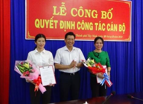 TP.Tây Ninh: Phấn đấu nâng cao tỷ lệ nữ tham gia vào vị trí lãnh đạo, quản lý