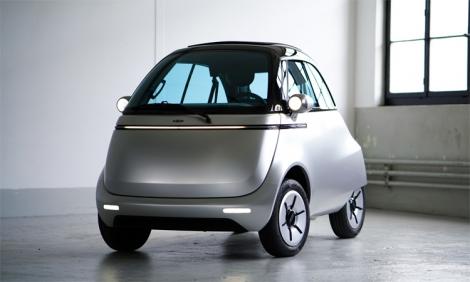Microlino 2.0 - ôtô điện hai chỗ giá 13.400 USD