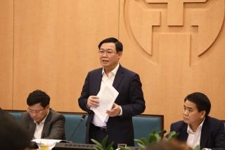 Bí thư Thành ủy Hà Nội: Người dân hãy tin tưởng khả năng kiểm soát dịch bệnh của Thành phố