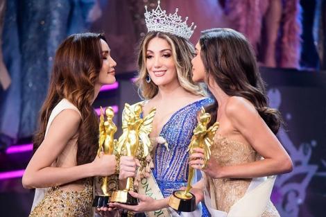 Người đẹp Mexico đăng quang Hoa hậu Chuyển giới Quốc tế