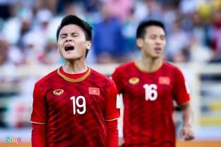 Hoãn toàn bộ trận đấu của tuyển Việt Nam trong 6 tháng đầu năm