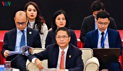 Khai mạc Hội nghị Bộ trưởng Kinh tế ASEAN hẹp lần thứ 26