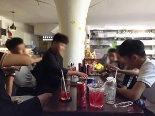 Cần xử lý nghiêm hành vi cờ bạc trong quán cà phê