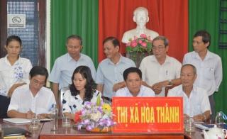 Thị xã Hòa Thành: Tổng kết hoạt động HĐND năm 2019