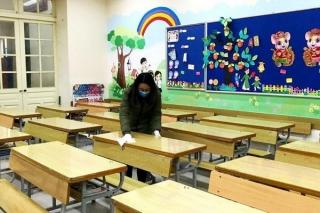 Tây Ninh: Trẻ mầm non, học sinh tiểu học và THCS tiếp tục nghỉ học đến hết ngày 28.3
