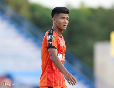 Hà Đức Chinh bỏ lỡ vòng 2 V.League