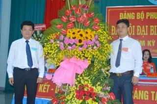Đảng bộ phường Long Hoa tổ chức thành công đại hội điểm nhiệm kỳ 2020 - 2025