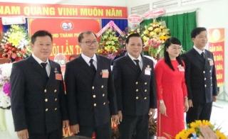 Chi bộ TAND Thành phố Tây Ninh tổ chức Đại hội điểm