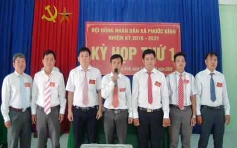 Xã mới Phước Bình, thị xã Trảng Bàng tổ chức kỳ họp HĐND thứ 1