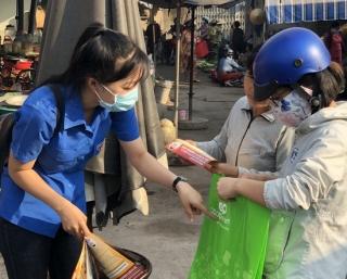 Châu Thành: Nỗ lực chống rác thải nhựa