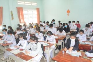 Nhiều hiệu trưởng đề nghị cho học sinh THPT nghỉ học