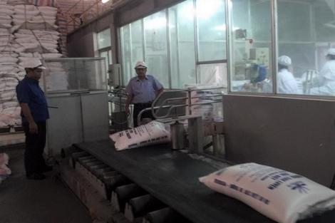 Nâng cao chất lượng chế biến mía, mì