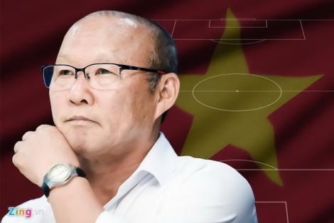 VFF và thầy Park sửa lại kế hoạch tuyển Việt Nam năm 2020