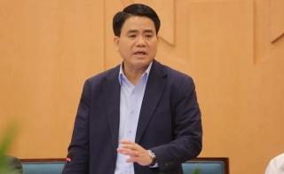 """Chủ tịch UBND TP Hà Nội: 10.000 người từ các """"điểm nóng"""" Covid-19 trở về, khuyến cáo các cửa hàng đóng cửa"""