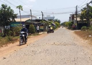 Thị xã Hoà Thành: Sớm chỉnh trang những con đường nội thị