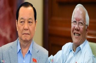 Ông Lê Thanh Hải bị cách chức nguyên Bí thư Thành ủy TP.HCM