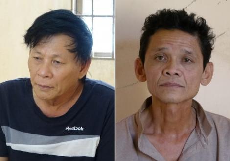 CA Tân Biên: Khởi tố 2 đối tượng vận chuyển trái phép hàng hóa qua biên giới
