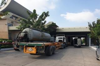 Hải Quan Tây Ninh: 3 phương án vận tải thông quan tại cửa khẩu