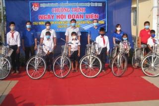Huyện đoàn Tân Biên tổ chức Ngày hội đoàn viên năm 2020