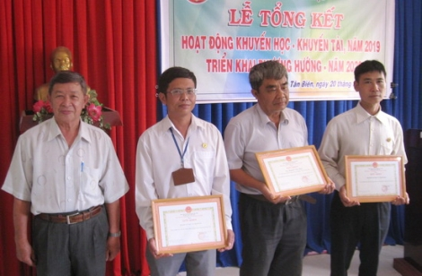 Tân Biên: Vận động trên 5,7 tỷ đồng cho công tác khuyến học