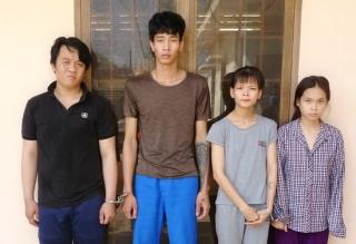 CA Tân Biên: Khởi tố 4 đối tượng mua bán trái phép chất ma tuý