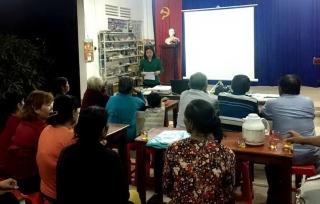 """MTTQ xã Phước Ninh: Lấy ý kiến nhân dân thực hiện mô hình """"Khu dân cư kiểu mẫu"""""""