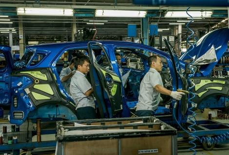 Ford Việt Nam tạm ngừng sản xuất