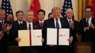 Mỹ, Trung Quốc đạt tiến triển trong thỏa thuận thương mại