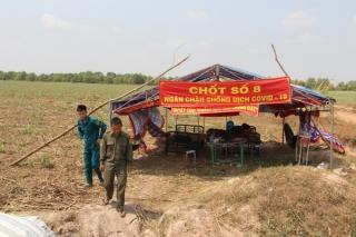 UBND tỉnh chi hỗ trợ cho những người tham gia phòng, chống dịch Covid-19