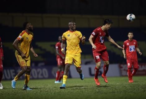 V-League có thể hoãn vô thời hạn