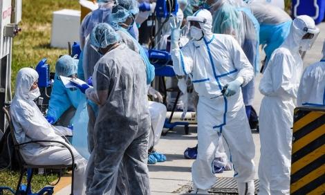 Hơn nửa triệu người nhiễm nCoV toàn cầu