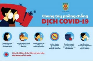 Tây Ninh: Tăng cường phòng chống bệnh dịch COVID-19 tại các Khu Công nghiệp