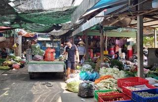 """Không có chuyện """"chợ đóng cửa"""" để phòng, chống dịch bệnh Covid-19"""