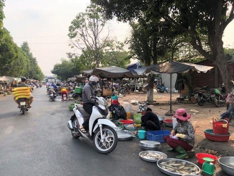 Nỗ lực lập lại trật tự giao thông