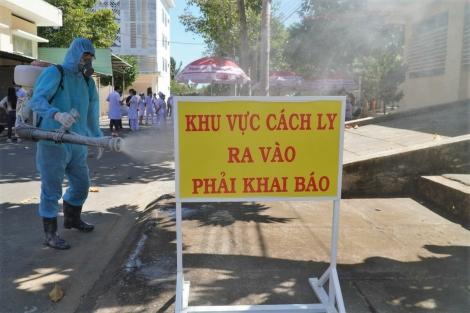 7 bệnh nhân nCoV ở Bình Thuận âm tính lần đầu