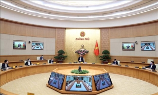Thủ tướng chủ trì họp Thường trực Chính phủ về phòng, chống dịch COVID- 19