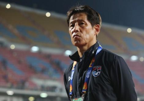 Thái Lan giảm lương HLV Nishino