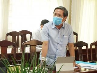 Thường trực HĐND tỉnh họp phiên định kỳ tháng 4.2020