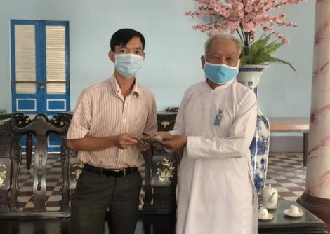 Hội thánh Cao Đài Toà Thánh Tây Ninh chung tay phòng chống dịch bệnh Covid-19