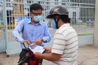 Từ 30.3, tổ chức, cá nhân đặt lịch giải quyết TTHC tại TTHCC