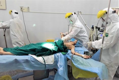 BVĐK Tây Ninh: Cứu sống một bệnh nhân đang cách ly tập trung