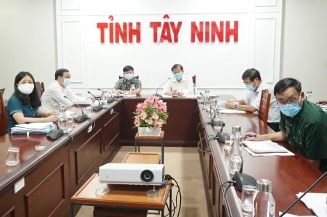 Tây Ninh: Lên kế hoạch tiếp nhận, cách ly phòng chống dịch Covid-19 giai đoạn 2