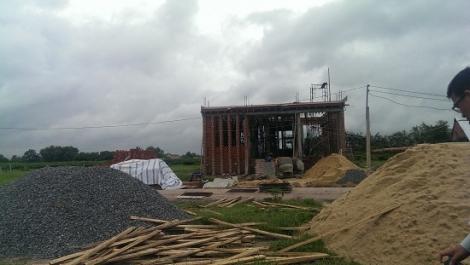 Giá cát xây dựng bình ổn nhưng giảm sức mua